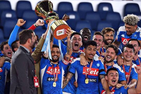 Coppa Italia 2020: नेपोली ने छठी बार जीता इटेलियन कप, रोनाल्डो की युवेंटस को फाइनल में पेनल्टी शूटआउट में 4-2 से हराया