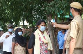 दिल्ली में 5776 लगों की कोरोना जांच, 2134 संक्रमित निकले