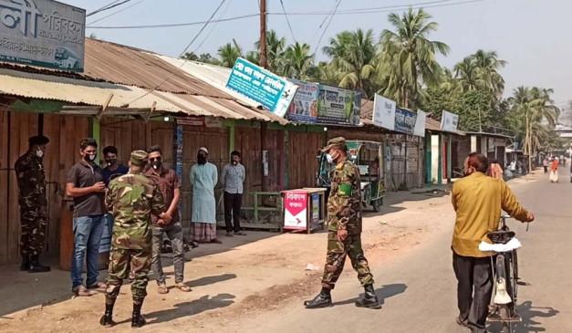 बांग्लादेश में बढ़ रहा कोरोना का प्रकोप, रेड जोन में तैनात की जाएगी सेना