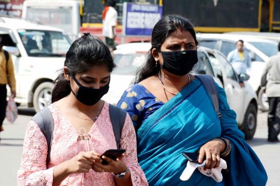 दिल्ली में कोरोना पॉजिटिव 70 हजार के पार, 2365 लोगों की मौत