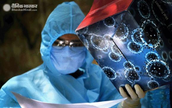 Coronavirus in India: देश में फिर टूटा रिकॉर्ड, 24 घंटे में 17 हजार से ज्यादा नए केस, 407 लोगों की मौत