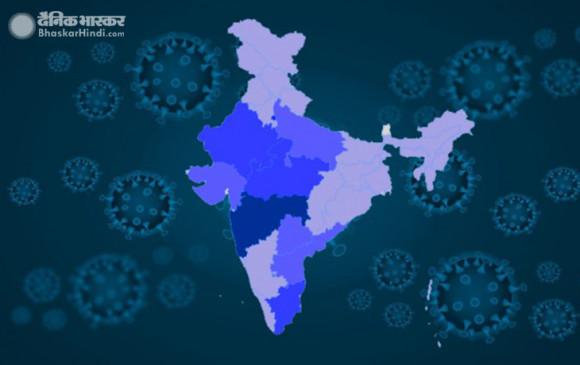Coronavirus in India: देश में 24 घंटे में 10,667 नए केस, 380 की मौत, कुल मामले 3.43 लाख के पार