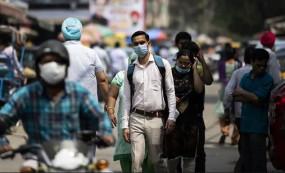Coronavirus in India: बीते 24 घंटे में 12,881 नए केस, 334 की मौत, कुल मरीजों की संख्या 3.66 लाख के पार