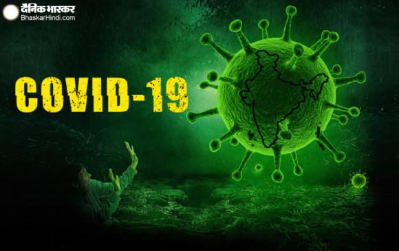 Coronavirus in India: देश में 24 घंटे में मिले 9851 नए केस, 273 की मौत, कुल मामले 2 लाख 26 हजार से ज्यादा