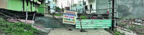 कोविड -19 : नागपुर के 44 क्षेत्र कोरोना संक्रमण की चपेट में