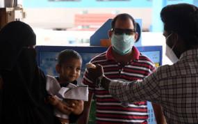 Coronavirus in India: बीते 24 घंटों में आए 12 हजार के करीब मामले, संक्रमित मरीजों की संख्या 3 लाख 20 हजार के पार