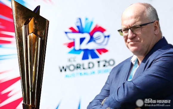 कोरोना का असर: क्रिकेट ऑस्ट्रेलिया के चेयरमैन ने कहा, इस साल टी-20 वर्ल्ड कप नहीं हो सकता