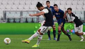 Italian Serie A: युवेंटस ने लीस को 4-0 से हराया, रोनाल्डो ने मैच में पेनल्टी पर एक गोल दागा और 2 असिस्ट किए