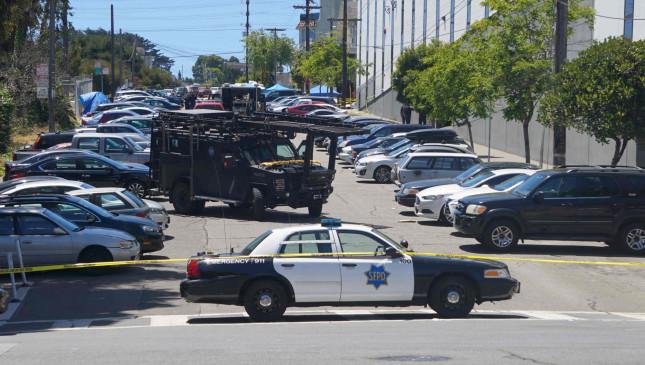 सैन फ्रांसिस्को में सप्ताह के अंत तक लागू रहेगा कर्फ्यू