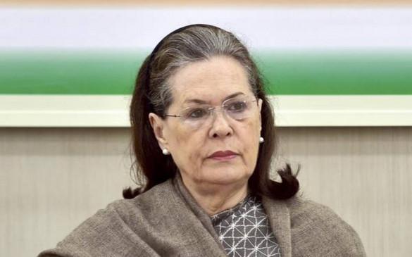 भारत-चीन विवाद: सोनिया ने केंद्र पर साधा निशाना, कहा- सरकार की गलत नीतियों के कारण संकट में देश