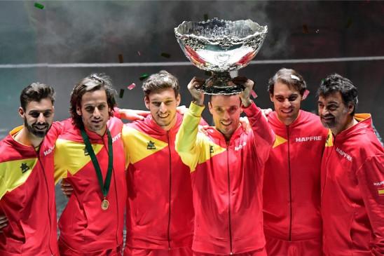 कोरोना का असर: डेविस कप फाइनल्स 2021 तक के लिए स्थगित, इस साल नवंबर में होना था यह टूर्नामेंट