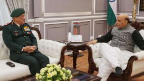 High-level meeting: रक्षा मंत्री की बैठक में फैसला, सेना को खुली छूट, खतरे में पड़ी जान तो अब कर सकते हैं फायरिंग