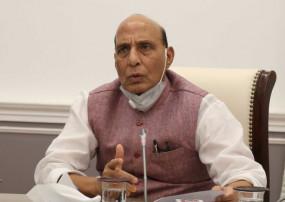 रक्षा मंत्री राजनाथ सिंह ने पीएम मोदी को लद्दाख के ताजा हालात की दी जानकारी