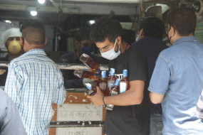 दिल्ली सरकार को 30 मई तक शराब बिक्री से 235 करोड़ रुपये मिले