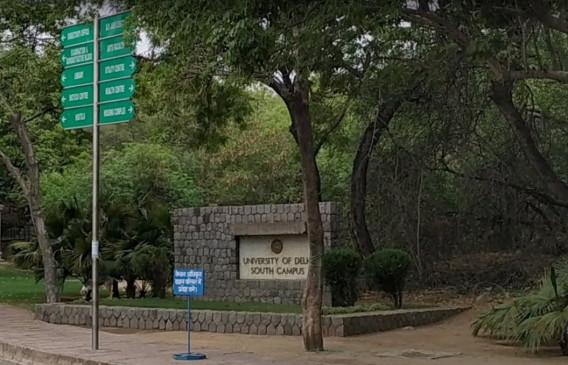 चीनी उत्पादों के बहिष्कार को तैयार है दिल्ली विश्वविद्यालय