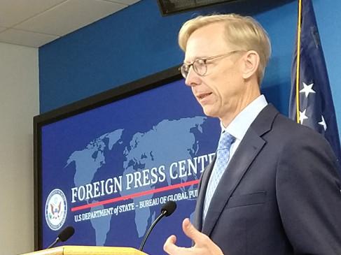 ईरान के साथ कूटनीतिक दरवाजा अभी भी खुला : अमेरिका