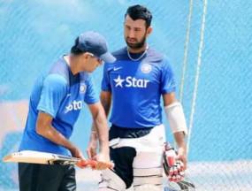 बयान: पुजारा ने कहा, द्रविड़ ने बताया क्रिकेट के अलावा भी जिंदगी है