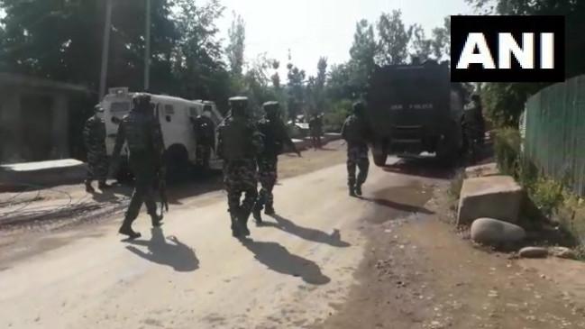 J-K: शोपियां में सुरक्षाबलों और आतंकियों के बीच मुठभेड़, 5 आतंकी ढेर, ऑपरेशन जारी