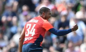ENG VS WI: जॉर्डन ने कहा, इंग्लैंड टीम में बहुत विविधता, एक दूसरे का काफी सम्मान