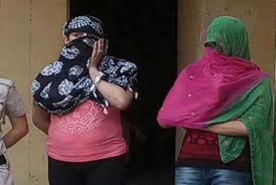 थाने में किन्नरों ने जमकर किया हंगामा- उतारे कपड़े, पुलिस ने पकड़कर सलाखों के पीछे भेजा