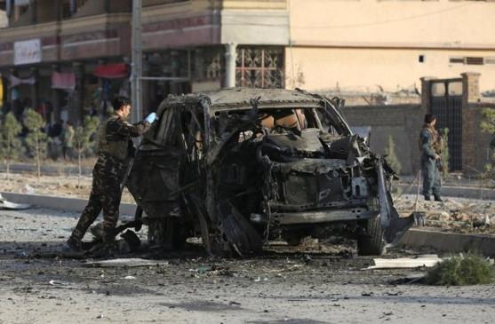 अफगानिस्तान: कार में विस्फोट, तीन बच्चों सहित 6 लोगों की मौत