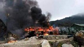 FAKE NEWS: चीनी रॉकेट अटैक से 158 भारतीय सैनिकों के मारे जाने का दावा झूठा, वायरल फोटो सालों पुरानी
