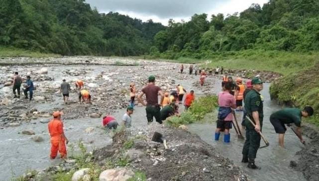Fake News: भूटान ने सीमा विवाद के चलते असम का पानी रोका, जानें क्या है वायरल पोस्ट का सच