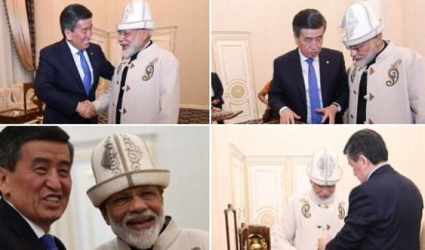 Fake News: किर्गिस्तान के राष्ट्रपति को चीनी नेता बताकर लोग प्रधानमंत्री की फोटो कर रहे वायरल