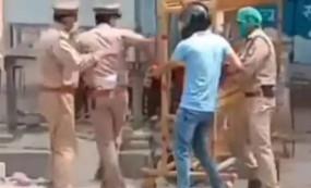 Fake news: अयोध्या में पुलिस ने दो आतंकवादियों को बम के साथ पकड़ा, जानें वायरल वीडियो का सच