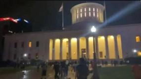 Fake news: अमेरिकी व्हाइट हाउस में प्रदर्शनकारियों ने की तोड़-फोड़, जानें वायरल वीडियो का सच