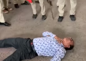 Fake News: भागलपुर सेंट्रल जेल के एक बड़े बाबू को हुआ कोरोना, जानें क्या है वायरल वीडियो के साथ किए जा रहे दावे के सच