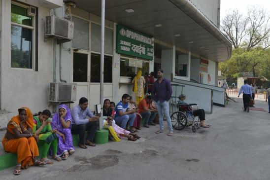 सर गंगाराम अस्पताल के खिलाफ एफआईआर
