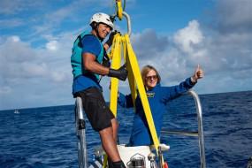 उपलब्धि: पृथ्वी के सबसे डीपेस्ट पॉइंट तक पहुंचने वाली पहली महिला बनी 68 साल की सुलिवान