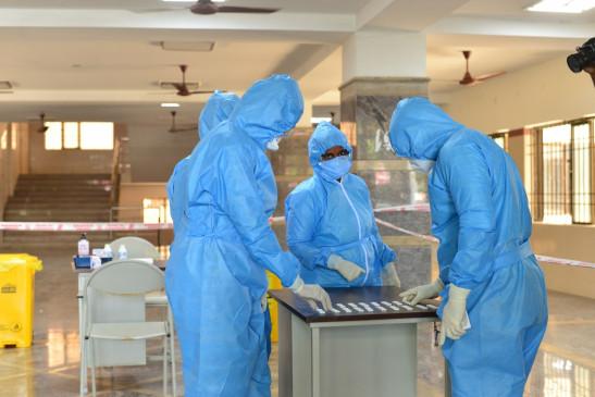 भारत में कोरोनावायरस जांच के लिए पहला मोबाइल आई-लैब लॉन्च