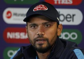 बांग्लादेश के पूर्व कप्तान मुर्तजा कोरोना पॉजिटिव