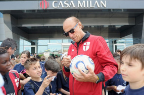 इटली के पूर्व खिलाड़ी पिएरिनो प्रति का निधन