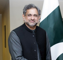 पाकिस्तान के पूर्व प्रधानमंत्री अब्बासी कोरोना संक्रमित