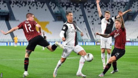जर्मन लीग: एसी मिलान के खिलाफ ड्रॉ के बावजूद कोपा इटालिया के फाइनल में पहुंची युवेंटस