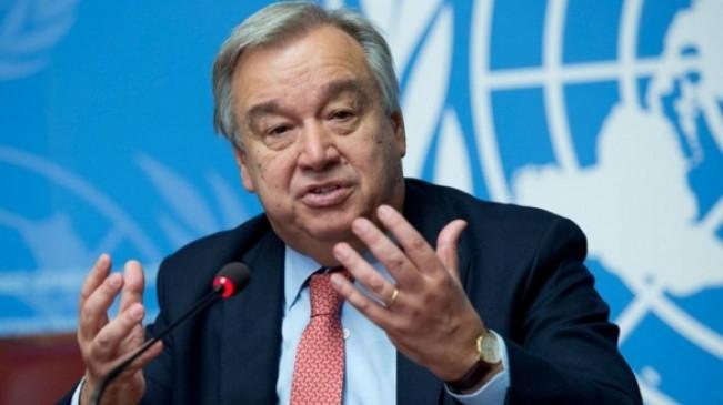 भारत-चीन तनाव: LAC पर हिंसा से चिंतित संयुक्त राष्ट्र महासचिव, बोले- दोनों देश संयम बरतें