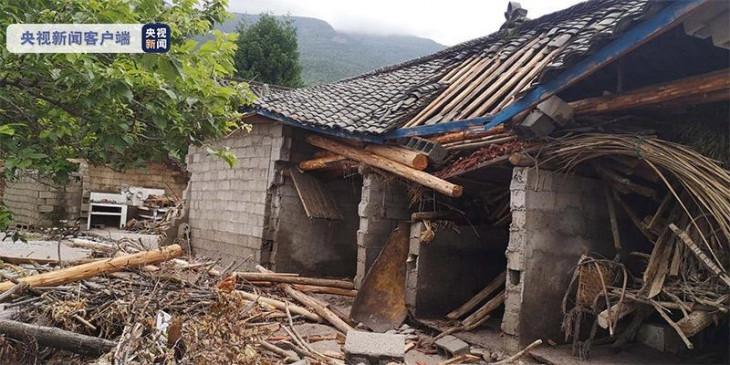 चीन के हुपेई में भारी वर्षा से साढ़े छह लाख लोग आपदा से ग्रस्त