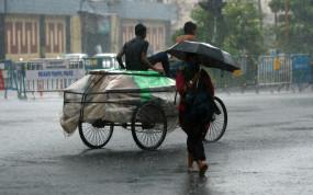 उत्तर बंगाल के इलाकों में भारी बारिश की संभावना