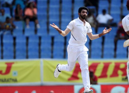 कोरोना के बीच क्रिकेट: बुमराह ने कहा, हाई-फाइव और गले लग सकते हैं, लार का विकल्प तलाशने की जरूरत