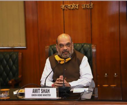 गृहमंत्री शाह ने बाढ़ प्रभावित बिहार व असम के मुख्यमंत्रियों से की बात