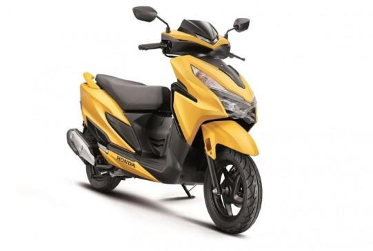 स्कूटर: 2020 Honda Grazia 125 BS6 भारत में हुआ लॉन्च, जानें कीमत और फीचर्स