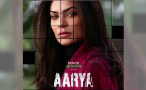 Web series: लॉकडाउन के बीच आर्या की टीम ने इस तरह पूरा किया शो