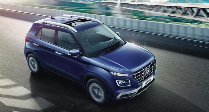 कनेक्टेड एसयूवी: Hyundai Venue को शानदार रिस्पॉन्स, बिकीं 1 लाख से ज्यादा कारें