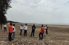 आफत: अब 'Nisarga Cyclone' ने दी दस्तक, महाराष्ट्र और गुजरात के तटीय इलाकों में रेड अलर्ट, NDRF की 23 टीमें तैनात