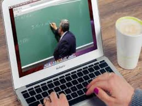 लॉकडाउन में ऑनलाइन पाठ्यक्रमों की बढ़ी मांग
