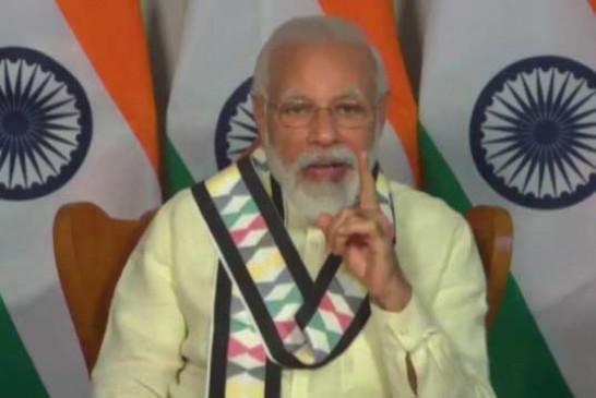भारत अपनी संप्रभुता के साथ समझौता नहीं करेगा : मोदी