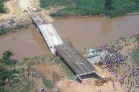 केन्या में पुल गिरने के मामले में चीनी कंपनी के खिलाफ जांच जारी